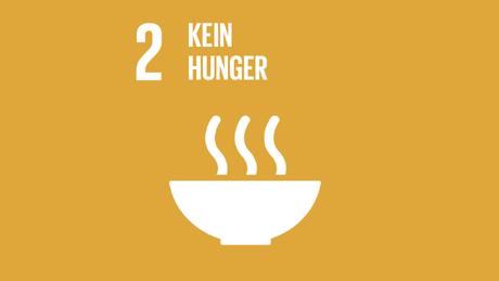 SDG 2: Kein Hunger
