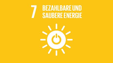 SDG 7: Bezahlbare und saubere Energie